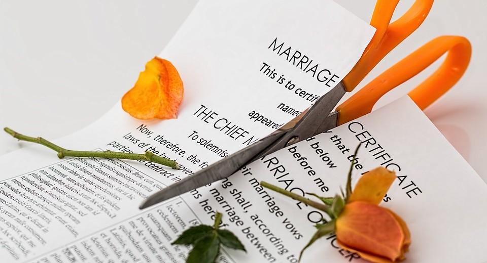 Разводът